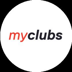 myclubs Logo